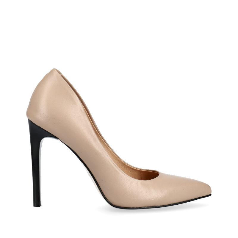 Stylowe botki złote łańcuchy wysoka szpilka platforma sklep internetowy obuwie dla kobiet sklep